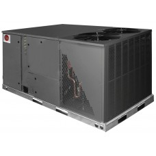 RLKLB090CL000 Rheem Commercial Straight Cool Packaged Unit 7.5 ton 12.1/12.1 eer 208-230 V, 3 Ph