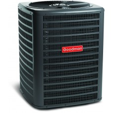 GSZ130361 Goodman Heat Pump Conditioner 13 seer 3 ton