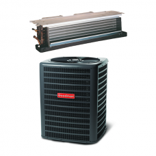 GSX130181-ACNF180016 Goodman Straight Cool Split System 1.5 Ton 13 SEER